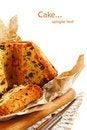 Free Christmas Fruitcake Stock Images - 18160084