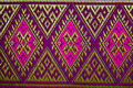 Free THAI TEXTILE DESIGN Stock Photo - 18163350