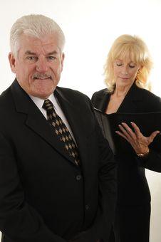 Free Senior Management Stock Photo - 18161270