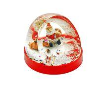 Free Christmas Globe Stock Photos - 18161643