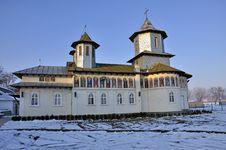 Free Saint Nicholas Monastery Royalty Free Stock Photo - 18161805