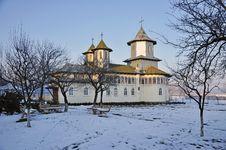 Free Lipanesti Saint Nicholas Monastery Royalty Free Stock Photo - 18161835