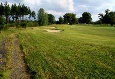 Free Empty Golf Course Stock Photos - 18162303