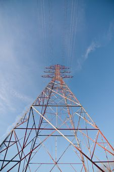 Free Electrical Transmission Tower (Pylon) Stock Photos - 18164803