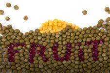 Free Beans Stock Photo - 18165670