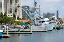 Free San Diego Marina, California. Stock Photography - 18165852