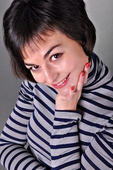 Free Beautiful Brunette Woman Stock Photo - 18166300