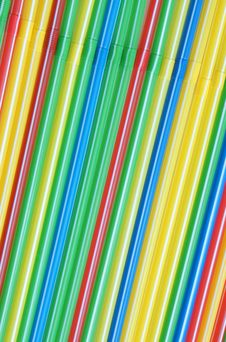 Free Cocktail Straws Royalty Free Stock Images - 18166549