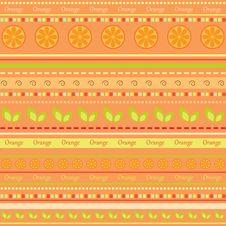 Free Seamless Fruit Wallpaper Stock Photo - 18167190