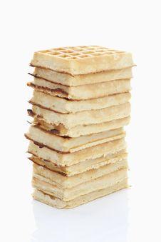 Free Waffle Stock Images - 18167404