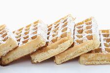 Free Waffle Stock Photography - 18167442