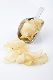 Free Potato Chips Stock Photo - 18167720