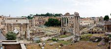 Free Roman Forum Stock Image - 18168211
