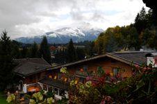 Free Alpine Landscape Stock Photography - 18168612