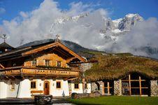 Free Alpine Landscape Royalty Free Stock Photos - 18168658
