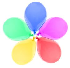 Free Balloons Stock Image - 18169161