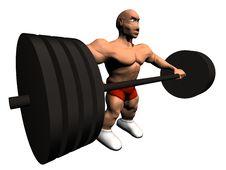 Free Bodybuilder Stock Photo - 18169850