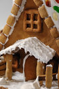 Free Christmas Gingerbread House Stock Photo - 18177390
