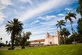 Free Mission Santa Barbara Stock Photo - 18177640