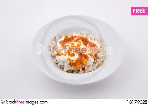 Free Syrup Spaghetti Royalty Free Stock Photos - 18179328