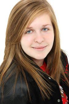 Free Highschool Senior Portrait Stock Images - 18170114