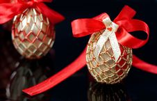 Free Decorated Eggs Stock Images - 18174544