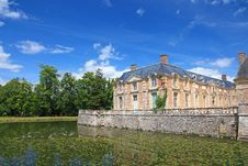 French Mansion. Stock Photography