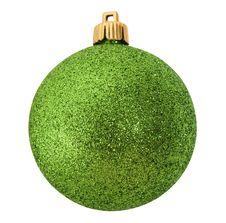 Free Bauble. Stock Photos - 18175223