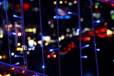 Free Nigh Light In Bangkok Stock Photos - 18175373