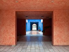 Free Corridor Stock Image - 18175471