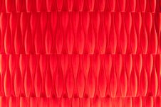 Free Vivid Vermilion Velvet Wallpaper Abstract Design Royalty Free Stock Images - 18175799
