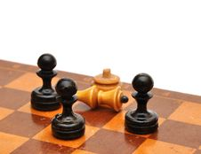 Free Chess Piece Stock Photography - 18175992