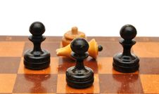 Free Chess Piece Stock Images - 18176014