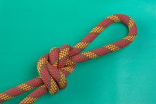 Free Colorful Knot Stock Photography - 18176262