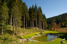 Austrian Landscape Stock Photography