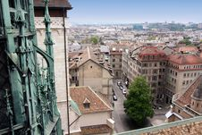 Geneva, Switzerland Stock Images