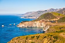 Free Big Sur Royalty Free Stock Photo - 18178635