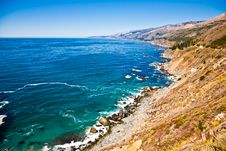 Free Big Sur Stock Images - 18178694