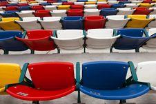 Free Stadium Seats Stock Photography - 18179222