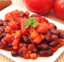 Free Chili Con Carne Royalty Free Stock Images - 18179729
