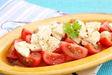 Free Fresh Salad Royalty Free Stock Photo - 18179905