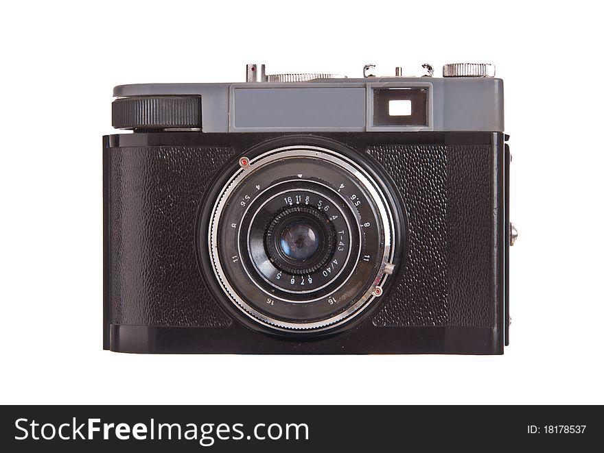 Vintage russian camera smena6