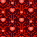 Free Heart With Ribbons Stock Photos - 18185433