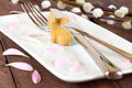 Free Easter Place Setting Stock Photography - 18186752