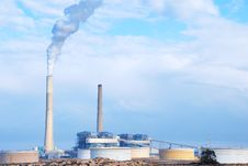 Free Power Station Royalty Free Stock Photography - 18181657