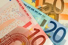 Free Euro Currency Royalty Free Stock Images - 18181899