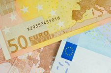 Free Euro Currency Royalty Free Stock Photo - 18181975