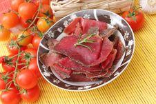 Fresh Ham Stock Photo