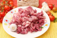 Meat Of A Pork Royalty Free Stock Images