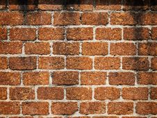 Free Walls Made Of Laterite Stone Stock Photography - 18183482